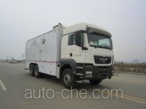 RG-Petro Huashi ES5252TCJ1 logging truck