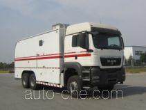 RG-Petro Huashi ES5257TCJ logging truck