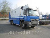 RG-Petro Huashi ES5258TCJ logging truck