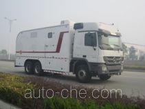 RG-Petro Huashi ES5259TCJ logging truck