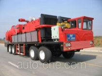 RG-Petro Huashi ES5430TZJ drilling rig vehicle