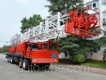 RG-Petro Huashi ES5551TXJ well-workover rig truck