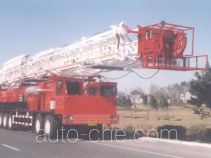 RG-Petro Huashi ES5585TZJ15 drilling rig vehicle