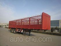 RG-Petro Huashi ES9335CLX stake trailer