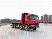 Chitian EXQ3315JZXR3 flatbed dump truck
