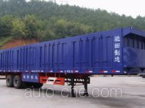 Junma (Chitian) EXQ9280XXYA box body van trailer