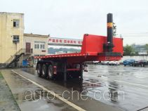 Chitian EXQ9400ZZXP flatbed dump trailer