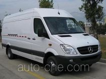 Mercedes-Benz FA5050XXY box van truck