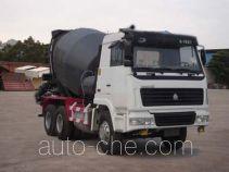 Changchun Yuchuang FCC5250GJBHF concrete mixer truck