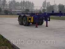 Changchun Yuchuang FCC9282TJZ container transport trailer