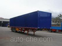 Changchun Yuchuang FCC9400XXY box body van trailer