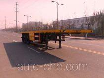 Changchun Yuchuang FCC9350P flatbed trailer