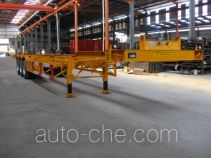 Changchun Yuchuang FCC9372TJZ container transport trailer