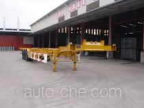 Changchun Yuchuang FCC9380TJZ container transport trailer