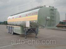 Changchun Yuchuang FCC9390GHY chemical liquid tank trailer