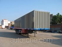 Changchun Yuchuang FCC9400PXXY soft top box van trailer