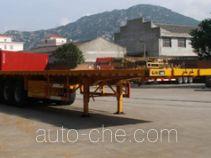 Changchun Yuchuang FCC9400TP flatbed trailer