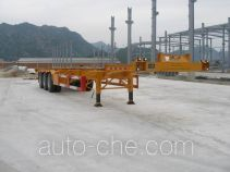 Changchun Yuchuang FCC9401TJZ container transport trailer