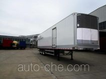 Changchun Yuchuang FCC9401XLC refrigerated trailer