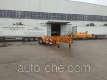 Changchun Yuchuang FCC9402TJZ container transport trailer