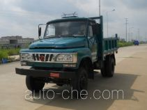 Fuda FD2010CDS low-speed dump truck