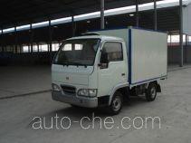 福达(FORTA)牌FD2310X2型厢式低速货车