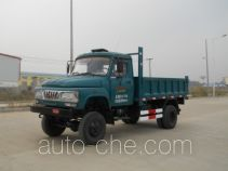 Fuda FD2815CDS low-speed dump truck