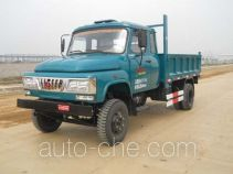 Fuda FD2815CPD low-speed dump truck