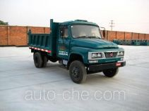 Fuda FD4810CD low-speed dump truck
