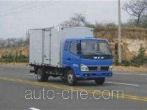 飞碟牌FD5040XXYW10K型厢式运输车