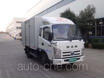 飞碟牌FD5040XXYW16K5-1型厢式运输车