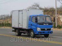 飞碟牌FD5046XXYW18K型厢式运输车