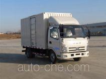 飞碟牌FD5046XXYW63K型厢式运输车