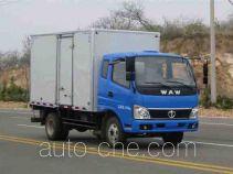飞碟牌FD5056XXYW10K4型厢式运输车