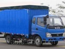UFO FD5080CPYW10K soft top box van truck