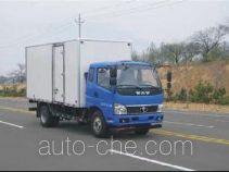 飞碟牌FD5080XXYW10K型厢式运输车
