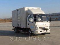 飞碟牌FD5081XXYW17K5-1型厢式运输车