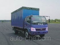 UFO FD5096CPYW10K4 soft top box van truck