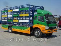 UFO FD5148CCYP8K4 грузовик с решетчатым тент-каркасом