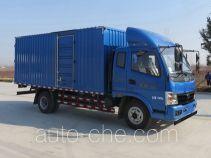 飞碟牌FD5161XXYP63K5-1型厢式运输车