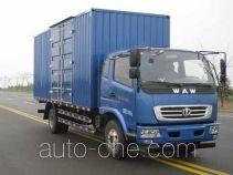 UFO FD5146XXYP8K4 box van truck