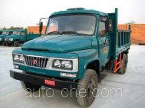 Fuda FD5820CD2 low-speed dump truck