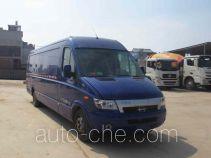 长江牌FDE5080XXYABEV01型纯电动厢式运输车