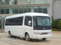 长江牌FDE6750TDSHEV01型混合动力客车