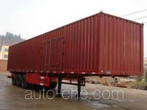 Minfeng FDF9381XXY box body van trailer