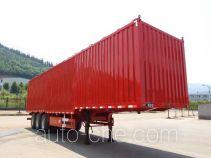 Minfeng FDF9382XXYP soft top box van trailer