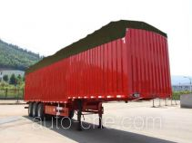 Minfeng FDF9382XXYP soft top box van trailer