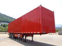 Minfeng FDF9400XXYP soft top box van trailer