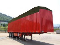 Minfeng FDF9400XXYP soft top box van trailer