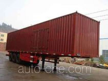 Minfeng FDF9401XXY box body van trailer